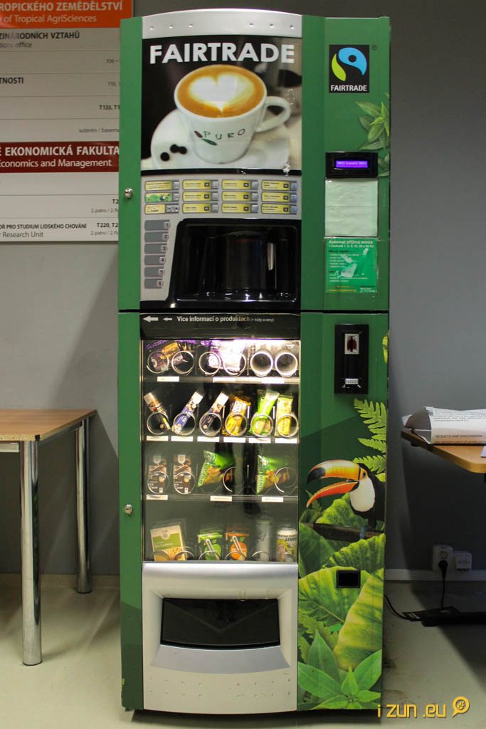 FAIRTRADE automat